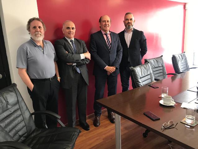 Cinco empresas asturianas exploran sus oportunidades de negocio en Argentina y Uruguay