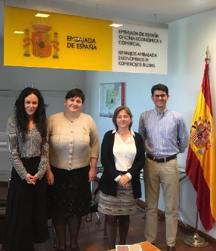 Seis empresas asturianas participan en la misión comercial multisectorial organizada por ASTUREX a Países Bálticos