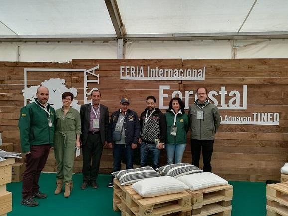ASTUREX organiza la visita de una delegación de empresas marroquíes a la Feria Internacional Asturforesta