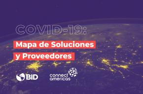 Mapa interactivo del BIP contra el COVID 19