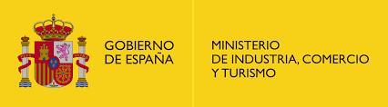 Logotipo Gobierno de España_ Ministerio de Industria, comercio y turismo